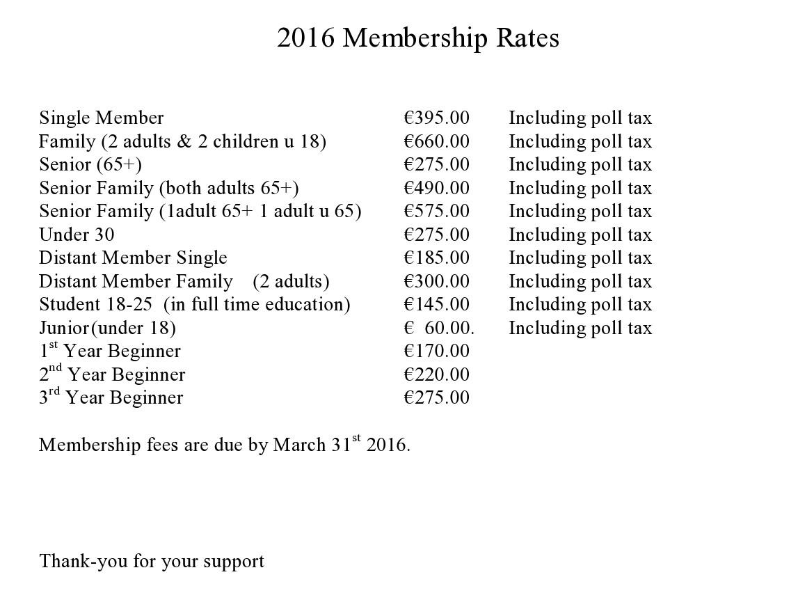 d267de1cb5d4 Rates - Boyle Golf Club